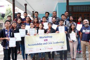 Accountability & Civic Leadership Workshop